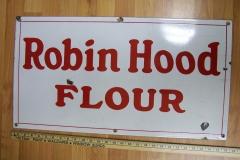 Vintage Robin Hood sign