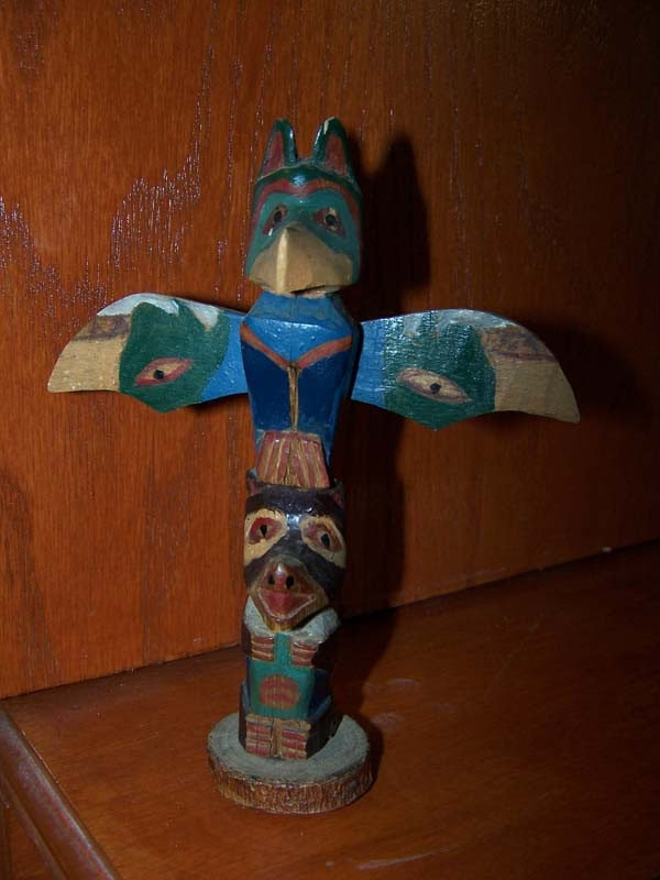 Native Totem Pole