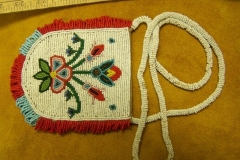 Floral Native Pouch