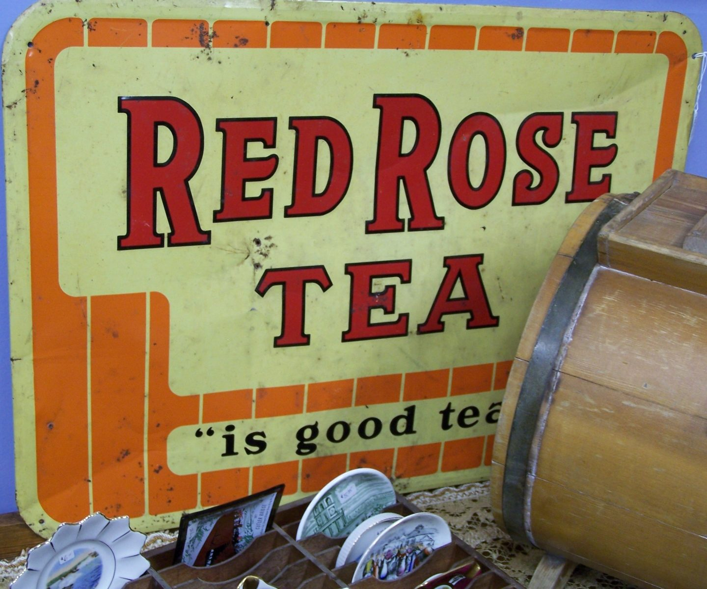 Collecting Vintage Signs