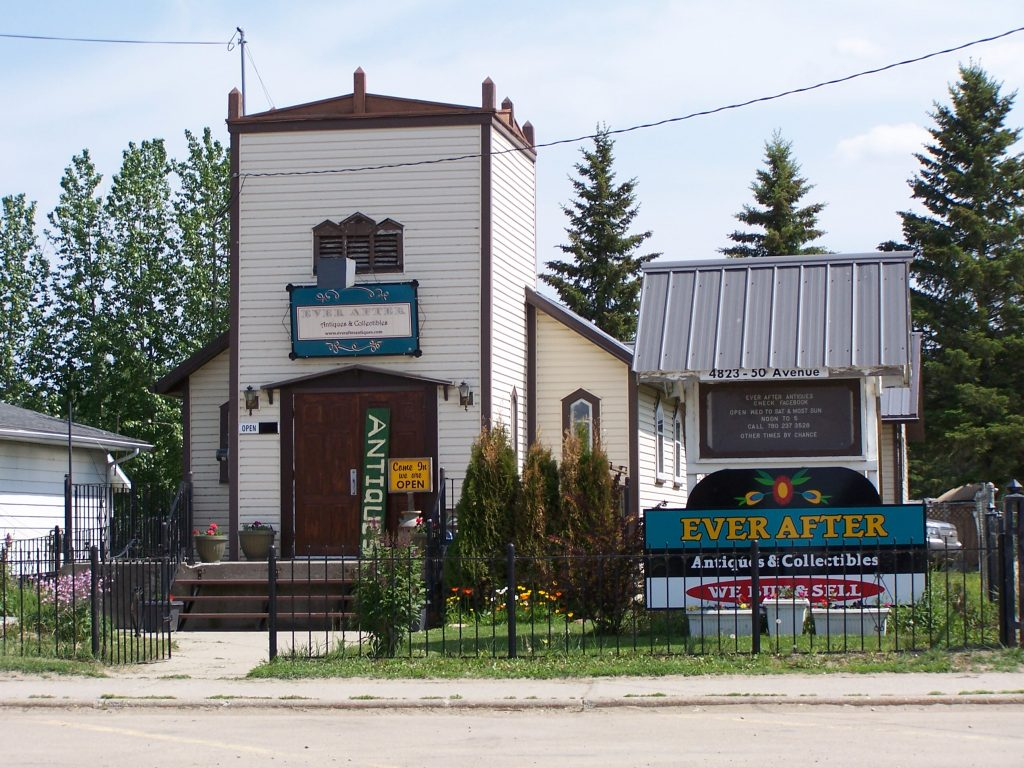 Alberta Beach Antique Collectible Shop